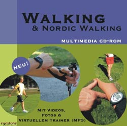 Nordic Walking auf CD-Rom