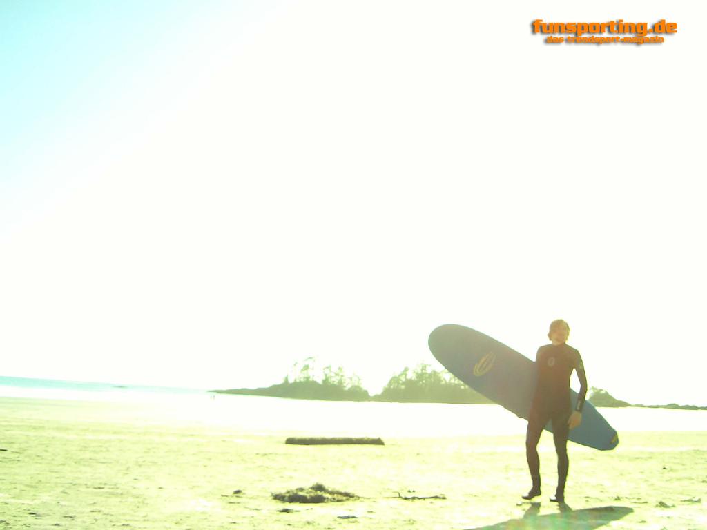 Trendsport wallpaper strand surfer