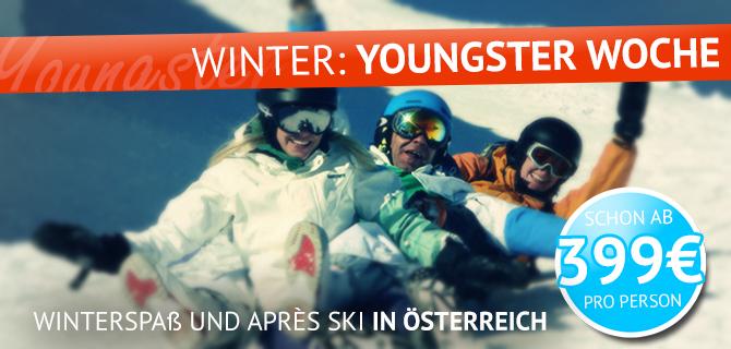 Winterreisen für Jugendliche