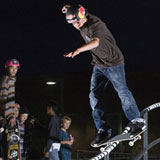 Favorit Ryan Sheckler.  Foto: Justin Kosman, Red Bull