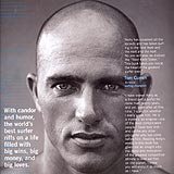 Biographie von Kelly Slater.  Foto: Kelly Slater: For the Love.