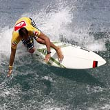 World Junior World Surfing Games in Ecuador.  Foto: T. Josek