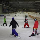 Spring Weekend im Snow Dome Bispingen.  foto: funsporting