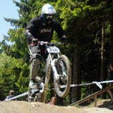 iXS German Downhill Cup Final at The Dirtmasters Festival in WInterberg, Germany.  Copyright: Shannon Maguire