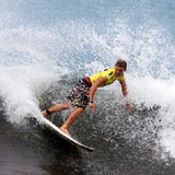 Billabong World Surfing Games 2009 Foto: Veranstalter