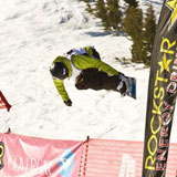Kelly Clark in Action.  Foto: Mark Welsh