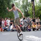 BMX Masters 2010 in Köln Flatland.  Foto: Martin Schulz von global-flat.com