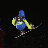 Michael Macho in Action bei FIS Snowboard World Cup 2011 in Denver.  Foto: FIS/ Oliver Kraus