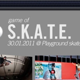 Game of Skate Flyer.  Foto: Veranstalter