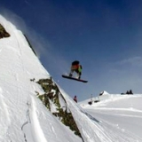 Freeride World Tour in Chamonix.  Foto: Veranstalter