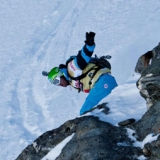 Freeride World Tour 2011: Xtreme Verbier.  Foto: J. Bernard