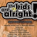 Flyer zum the Kids are alright Contest 2011 in Pinneberg.  Foto: Veranstalter