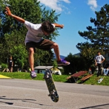 Erster Stopp G-TAL Skate Tour in Afritz am See. erster Stopp G-TAL Skate Tour in Afritz am See.