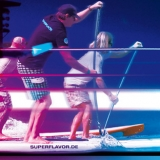Nightflight SUP Sprint 2011: N�chtliche SUP-Action in Berlin Foto: Veranstalter