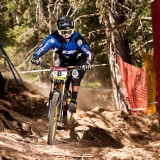 3. Stopp des iXS Swiss Downhill Cups in Anz�re.  Foto: Thomas Dietze