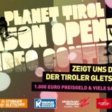 Season Opening Video Contest.  Foto: www.planet-tirol.com