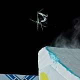 X Games Big Air 2012.  Foto: Fabian Weber