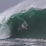 XXL Welle bei den Big Wave Awards in Irland! Foto: Davod Olsthoom