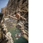Cliff Diving World Series Oman.  Foto: Romina Amato/Red Bull Content Pool