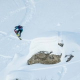 Freeride World Tour Courmayeur 2013.  Foto: freerideworldtour.com/DAHER