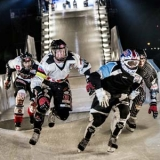 Red Bull Crashed Ice Quebec 2013.  Foto: J�rg Mitter/Red Bull Content Pool