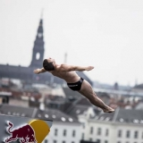 Red Bull Cliff Diving World Series 2013.  Foto: Dean Treml/Red Bull Conatent Pool