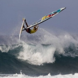 Finaltag beim PWA Windsurf World Cup Hawaii 2013.  Foto: Carter/pwaworldtour.com
