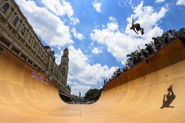 Red Bull Vert Evolution 2013. Foto: Marcelo Maragni/Red Bull Content Pool