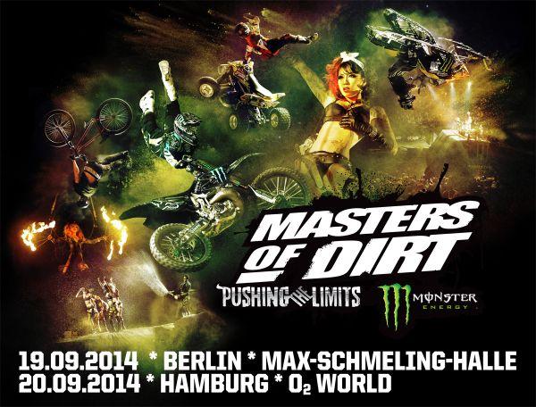 Mastesr of Dirt 2014. Foto: Veranstalter