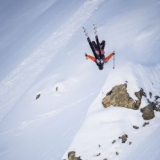 Freeride World Tour rockt Courmayeur.  Foto: Freerideworldtour.com/DCARLIER