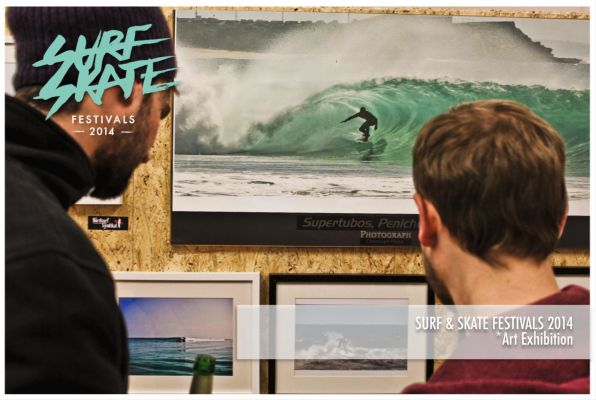 Surf & Skate Festivals 2014. Foto: HHonluluEvents