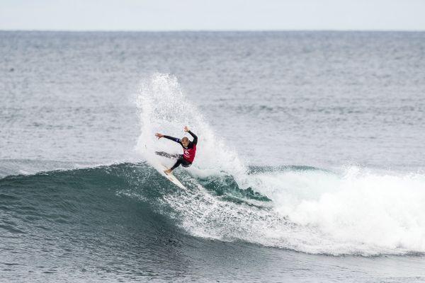 Mick Fanning beim Rip Curl Pro Bells Beach 2014. Foto: Trevor Moran/Red Bull Content Pool