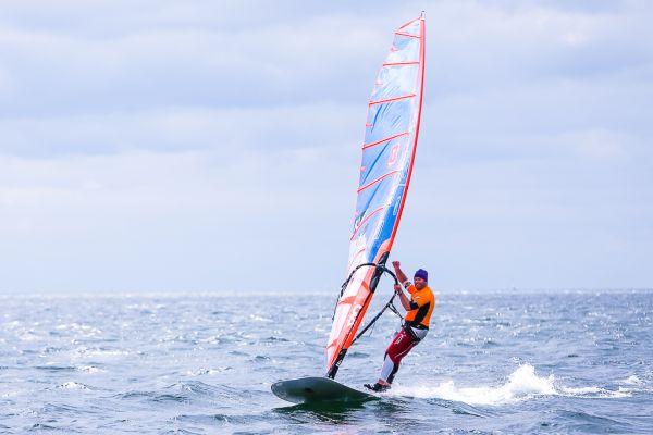Rollei Windsurf Cup auf Fehmarn 2014. Foto: CW/ Windpic.de