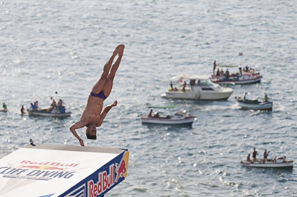 Red Bull Cliff Diving World Series Kuba 2014. Foto: Camilo Rozo/Red Bull Content Pool
