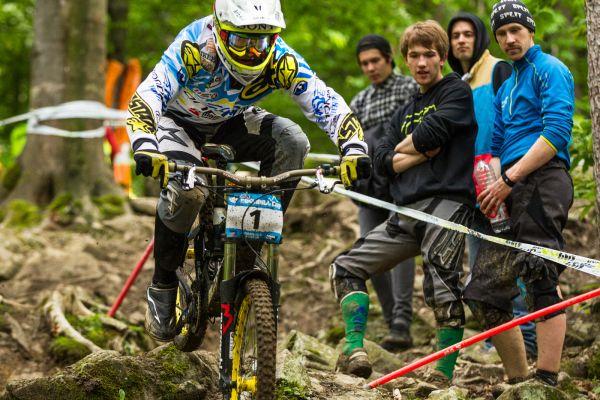 IXS European Downhill Cup auf der Planai. Foto: ©Thomas Dietze