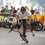 BMX Cologne 2014.  Foto: Chris Van Hanja