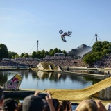 Red Bull X-Fighters M�nchen 2014. Foto: Armin Walcher / Red Bull Content Pool