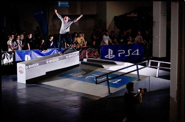 PlayStation 4 COS Cup 2014. Foto: Veranstalter