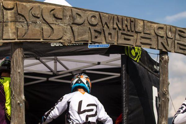 iXS European Downhill Cup Leogang 2014. Foto: Veranstalter
