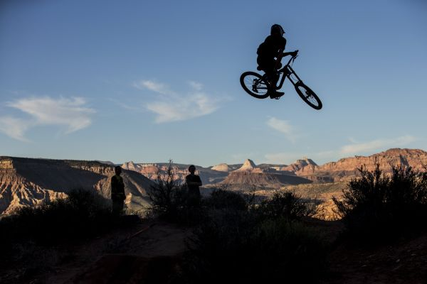 Red Bull Rampage Utah 2014. Foto: Christian Pondella/Red Bull Content Pool