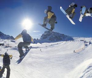 Skiurlaub und Wintersport am Dachstein