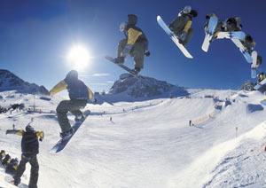 Skiurlaub in Kaprun und Zell am See buchen