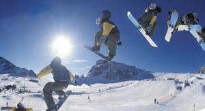 Skiurlaub über Silvester: Im Schnee ins neue Jahr