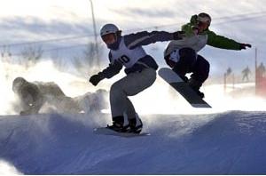 Versicherungen für Skifahrer und Snowboarder